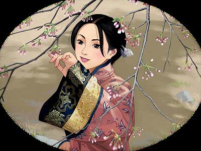 femme japonaise myst 2