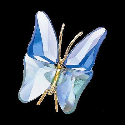 Papillon cristal