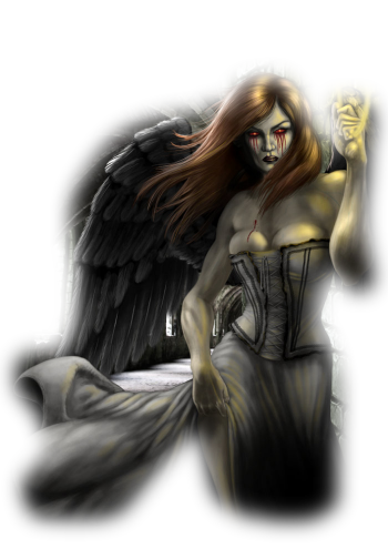 dark angel myst