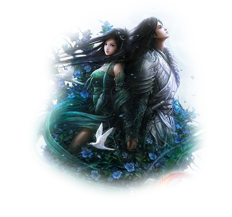 amoureux bleus myst